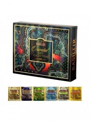 Basilur Arbatos rinkinys    Oriental Gift Collection