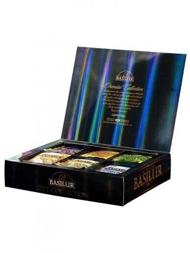 Arbatos rinkinys Basilur | Oriental Gift Collection 2
